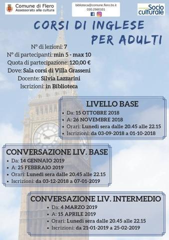 Novit comune di flero for Comune di brescia sportello immigrati nuovo elenco